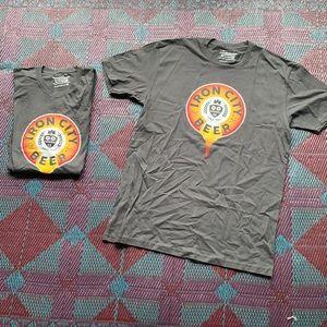 Pittsburgh Iron City Beer bundle tshirts